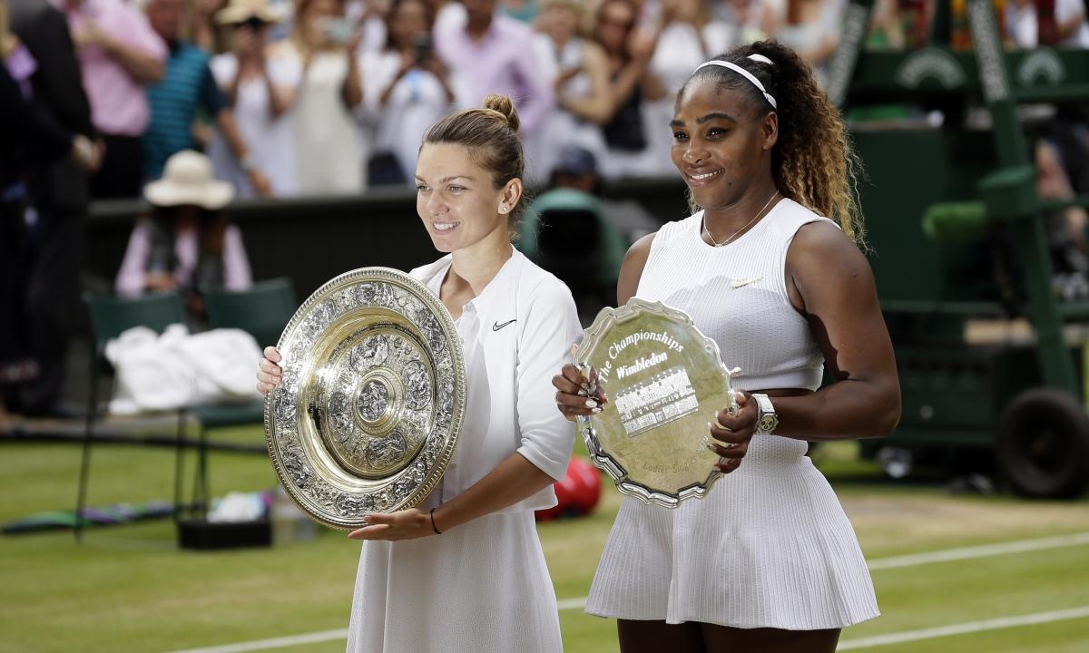 Simona Halep wins Wimbledon, denies Serena Williams her 24th major in 6-2, 6-2 win
