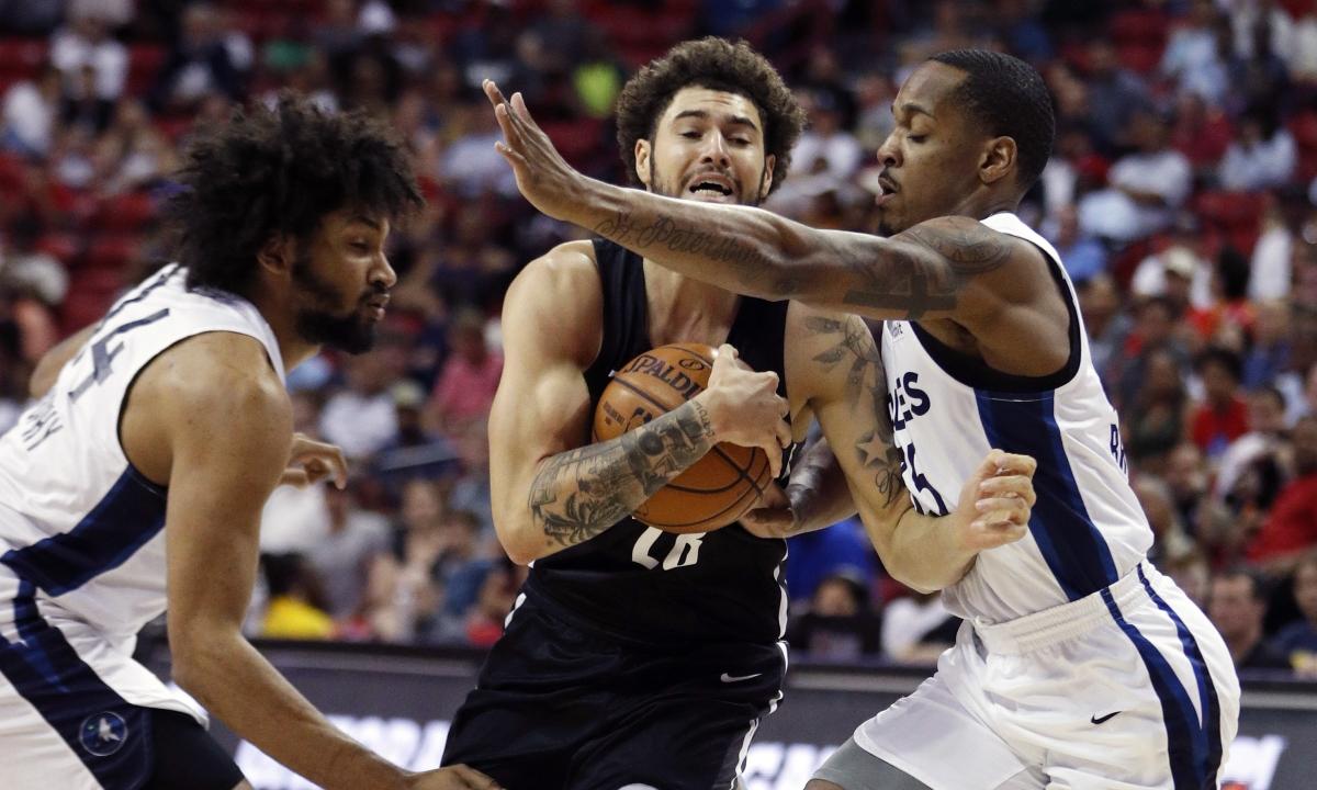 NBA Summer League Semifinals: Grizzlies top Pelicans, Timberwolves beat Nets - Teams will meet in Monday final