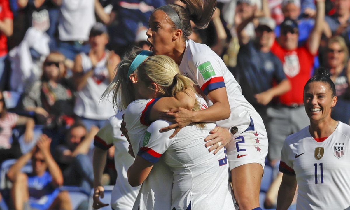 The Tuesday Philly Props - Women's World Cup, United States v England, Carli Lloyd, Julie Ertz