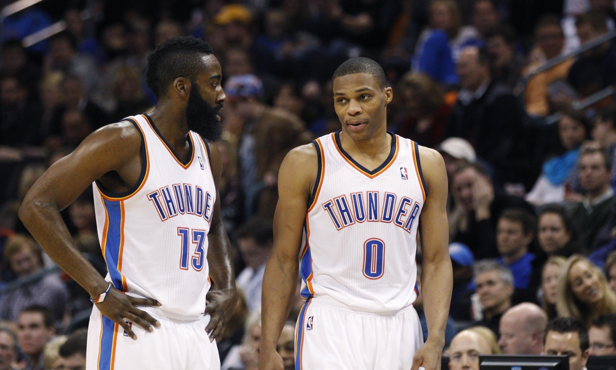 Mims tries to make sense of the Russell Westbrook and Chris Paul trades