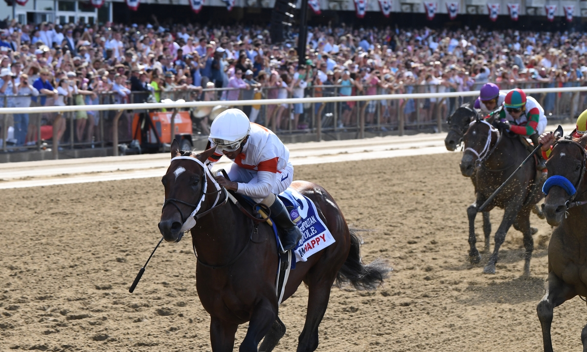 Horse Racing: McMudder picks the Pick6 at Monmouth Saturday plus races at Saratoga, Parx, Delaware Park, Penn National and Laurel Park