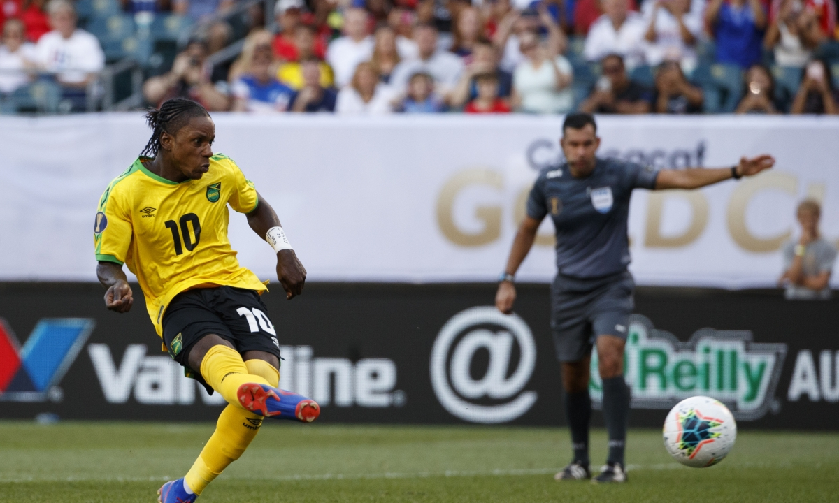 Jamaica beats Panama 1-0 to advance to CONCACAF Gold Cup semifinals