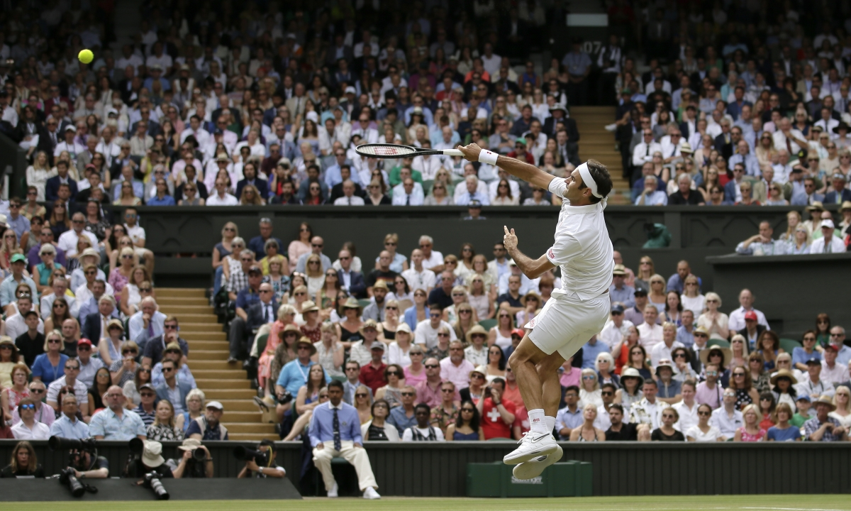 Wimbledon reflections on the historic Novak Djokovic and Roger Federer final