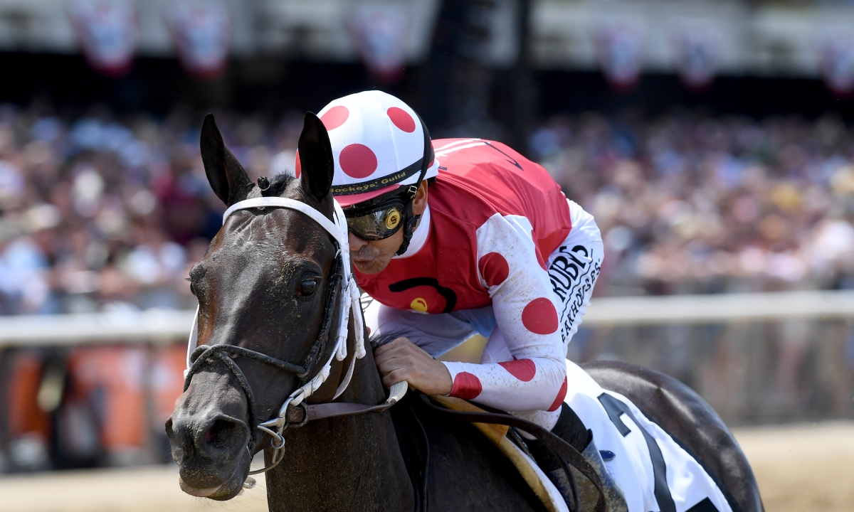 Thoroughbreds Saturday: Upset-minded Garrity picks the Haskell and the stakes at Monmouth and throws in a G2 from Del Mar.