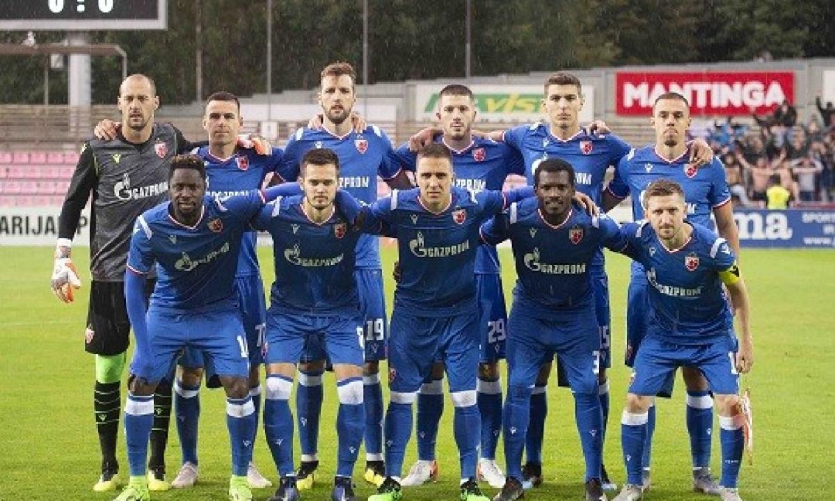 Serbia is playing Soccer: It's Crvena Zvezda vs FK Napredak Kruševac in Super Liga action at 1 pm EDT