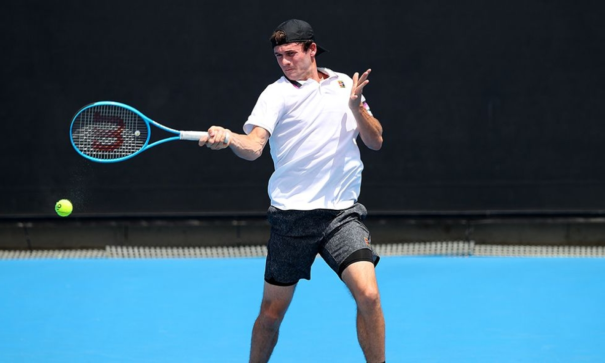 A late Sunday tennis pick: Abrams calls the winner of the Tommy Paul vs. Kamil Majchrzak match at the Atlanta Open qualifiers