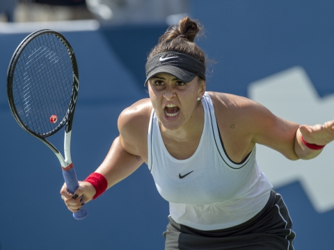 Women's Tennis Saturday: Abrams picks the Rogers Cup semis -- Bianca Andreescu vs Sofia Kenin and Serena Williams vs Marie Bouzkova