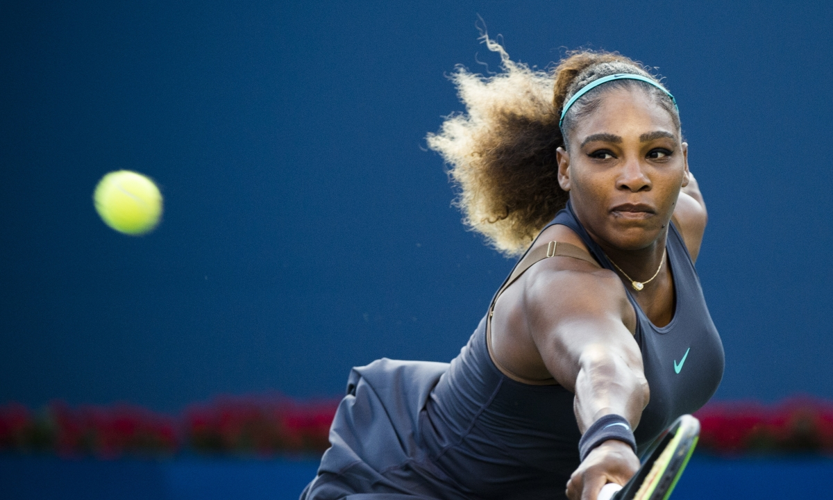 Rogers Cup 2019: Serena Williams tops Ekaterina Alexandrova, reaches quarterfinals in Toronto