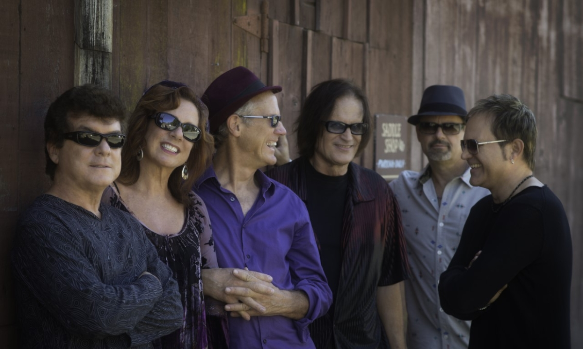 'Rock the Yacht' sails into the Borgata in Atlantic City bringing Ambrosia, John Ford Coley, Peter Beckett, Walter Egan and Eliot Lurie