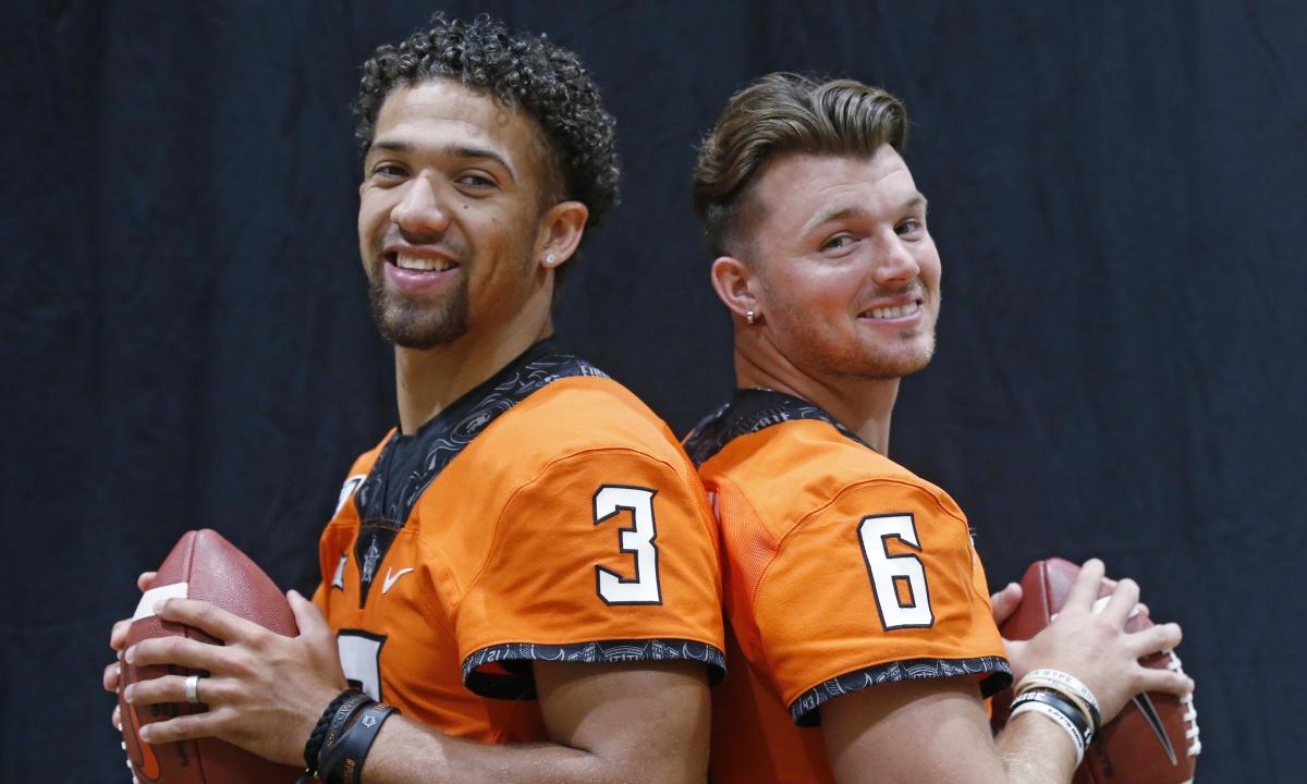 Big 12 college football: Eckel picks Oklahoma St. at Oregon St.