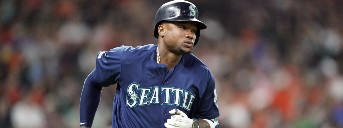 Seattle Mariners infielder Tim Beckham has been suspended 80 games as part of baseball's joint drug agreement after testing positive for stanozolol, a banned performance-enhancer, Major League Baseball announced Tuesday, Aug. 6, 2019. Beckham's suspension is effective immediately and ends his season. (AP Photo/David J. Phillip, File)