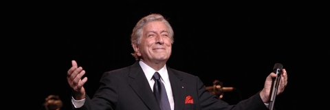 Tony Bennett celebrates his art and artistry at Wind Creek Bethlehem