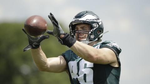 Fantasy Football: Mims picks his top tight ends for your