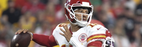 Fantasy Life NFL Preview: 2019 Kansas City Chiefs – Patrick Mahomes is QB#1, Travis Kelce is TE#1... how can they lose?