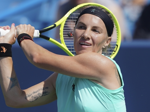 Western & Southern Women's Final: Abrams picks Madison Keys vs Svetlana Kuznetsova on Sunday afternoon