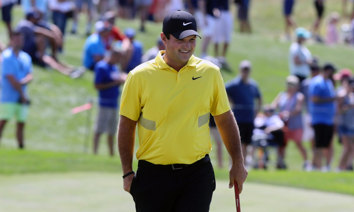 Northern Trust 2019: Patrick Reed takes 1-shot lead as Dustin Johnson and Jordan Spieth struggle on Day 3