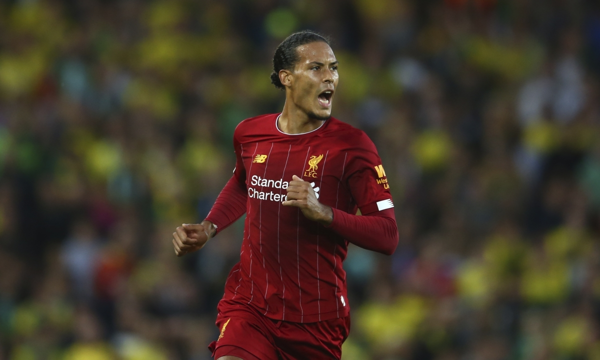 Soccer: Liverpool beats Norwich 4-1 in Premier League season opener
