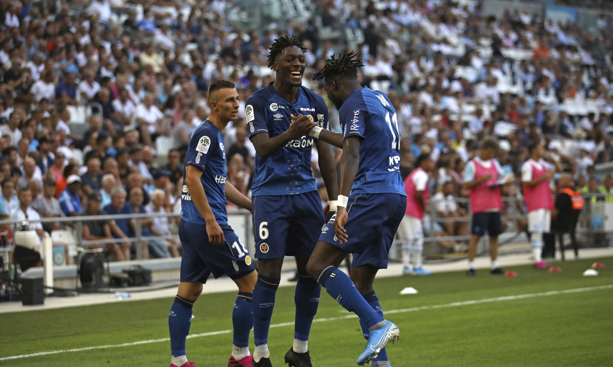Marseille suffers shock home defeat against Reims, losing 2-0 in lackluster French league opener