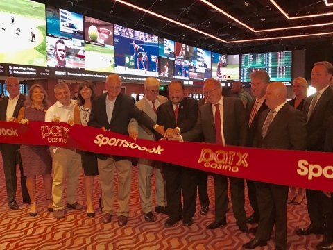 Just in time for football, Parx opens its highly anticipated Sportsbook