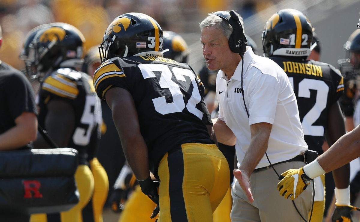 Greg Frank on Big Ten Week 3 - Ohio State vs. Indiana and Iowa vs. Iowa State