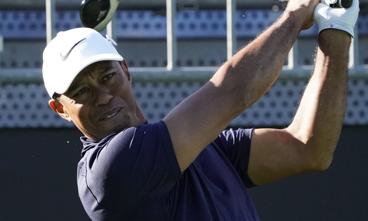 Golf: Kern picks the Zozo Championship at the Accordia Golf Narashino Country Club where Tiger Woods and Rory McIlroy will be featured