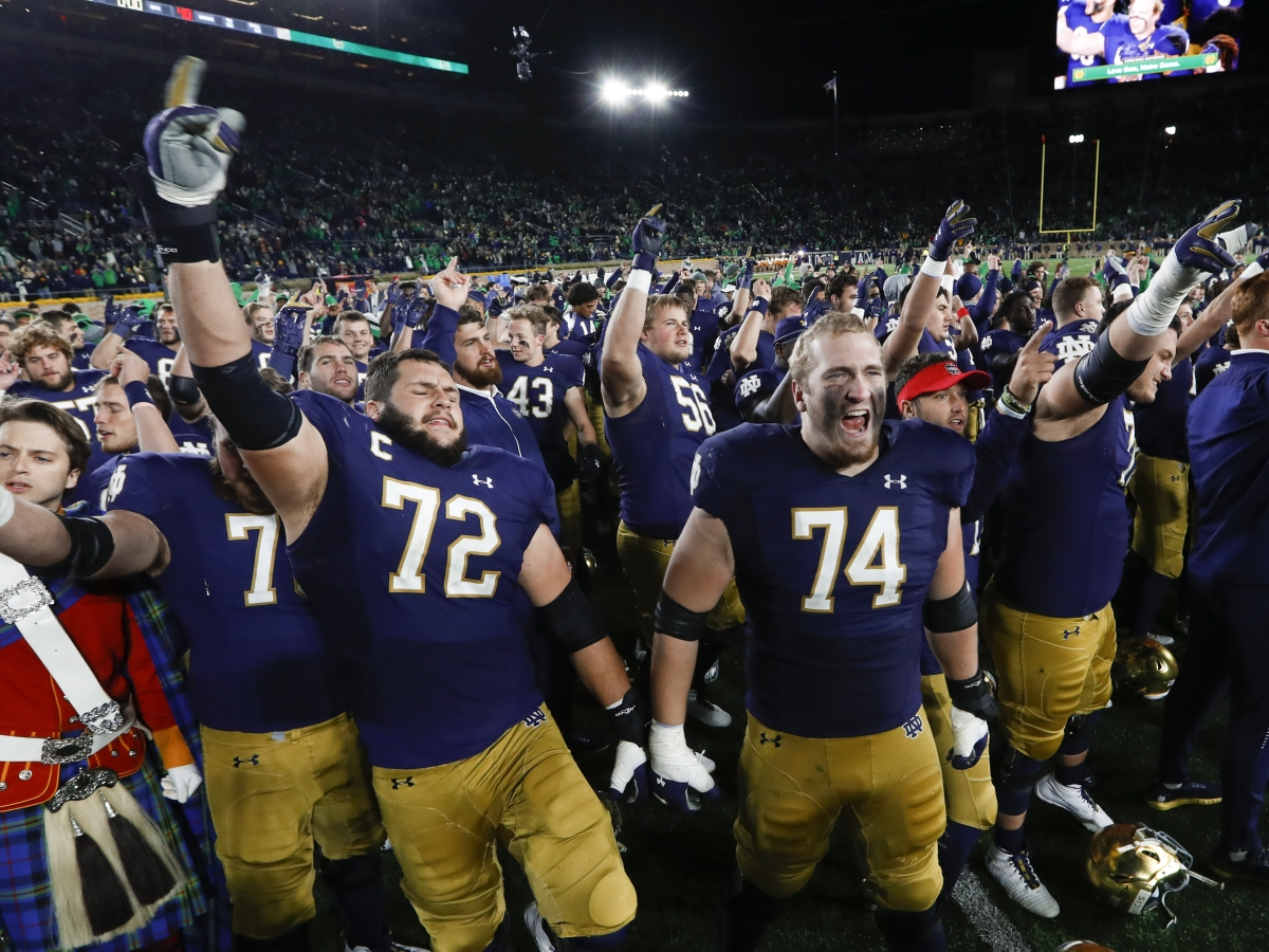 NCAAF: PointsBet's Game Report on where the action is on Wisconsin vs Ohio St., Penn St. vs Michigan St., Notre Dame vs Michigan , more