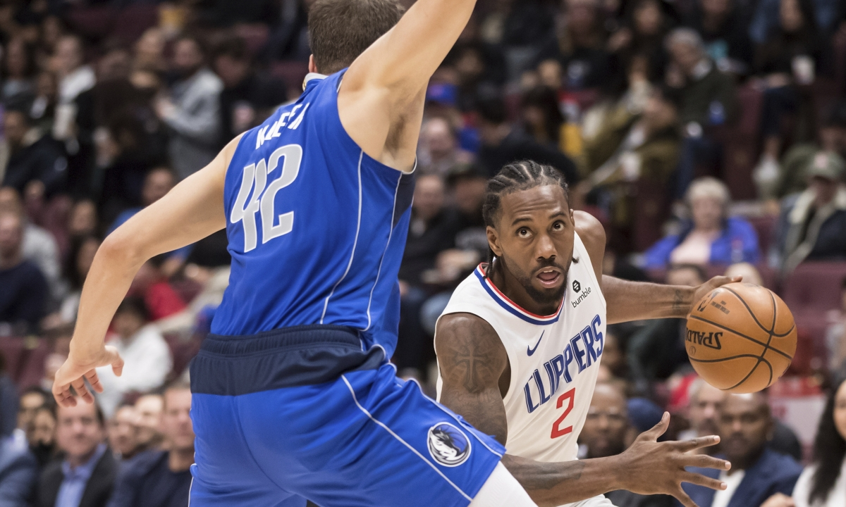 NBA Opening Night: Frank starts the season by picking the new-look L.A. Lakers, hello Anthony Davis, vs the new-look L.A. Clippers, hi Kawhi