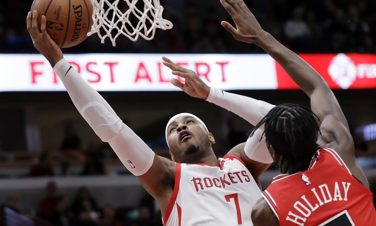 NBA Tuesday: Greg Frank picks Suns vs Kings and Trail Blazers vs Pelicans where Carmelo Anthony makes his return