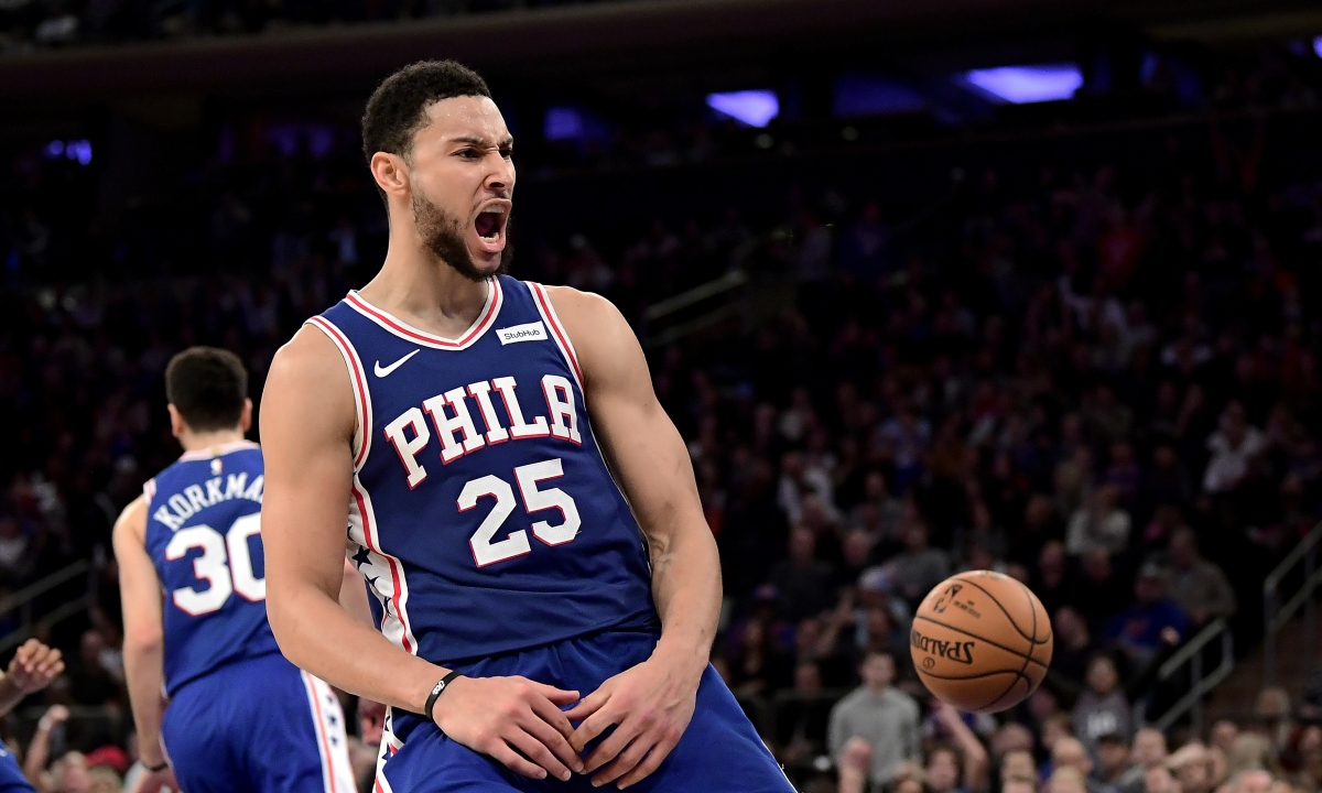 NBA Saturday: Greg Frank picks Pacers vs Sixers to be a South Philly slugfest and the Hornets vs Bucks to keep the antlers' points down