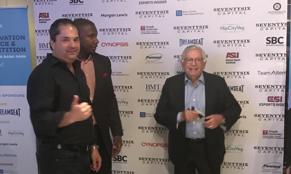 Robert Mims reports on the SeventySix Capital Sports Innovation Conference