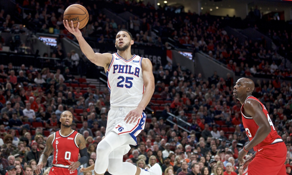NBA Monday: Greg Frank picks Sixers vs Suns — with Joel Embiid sitting, we may have a shootout on our hands