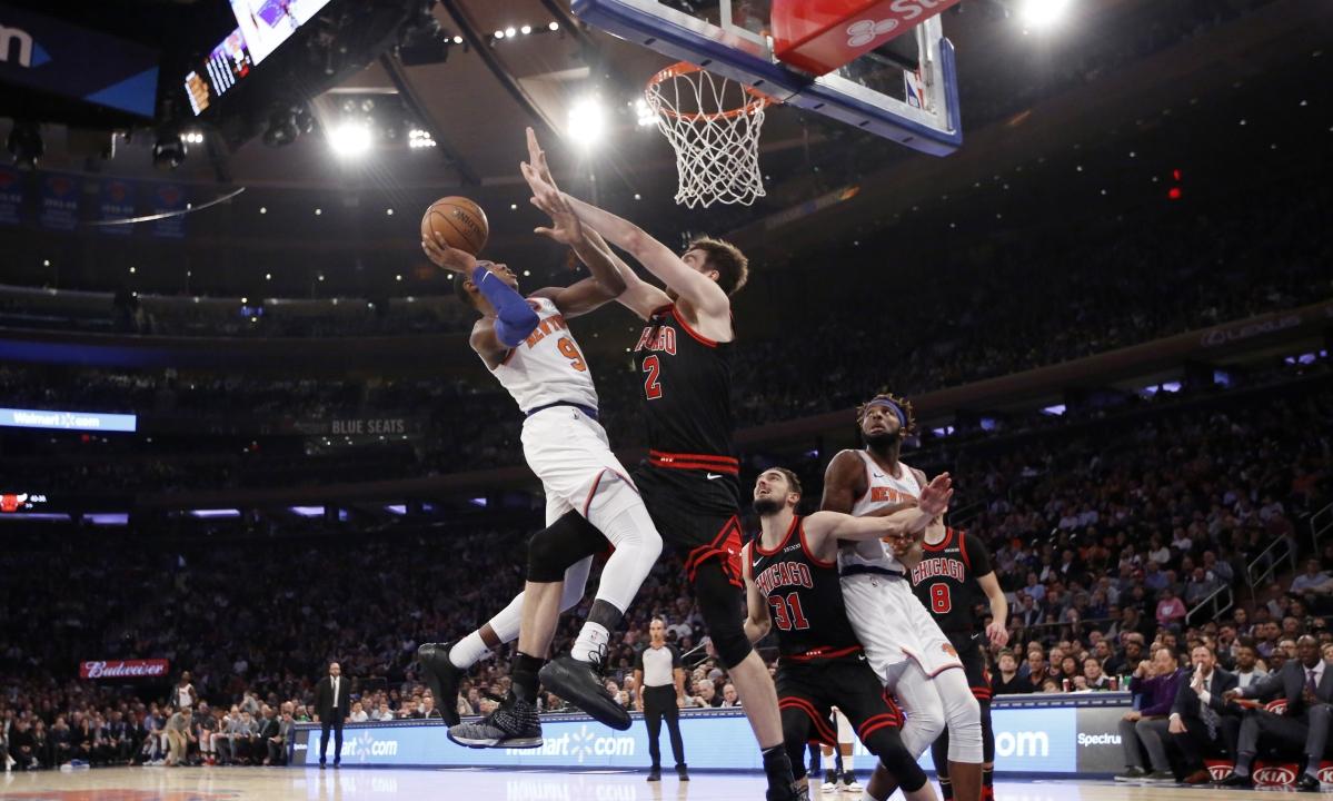 NBA Tuesday: Greg Frank picks the Cavaliers vs Sixers, Pistons vs Heat, Knicks vs Bulls with Knick coach David Fizdale on the hot seat