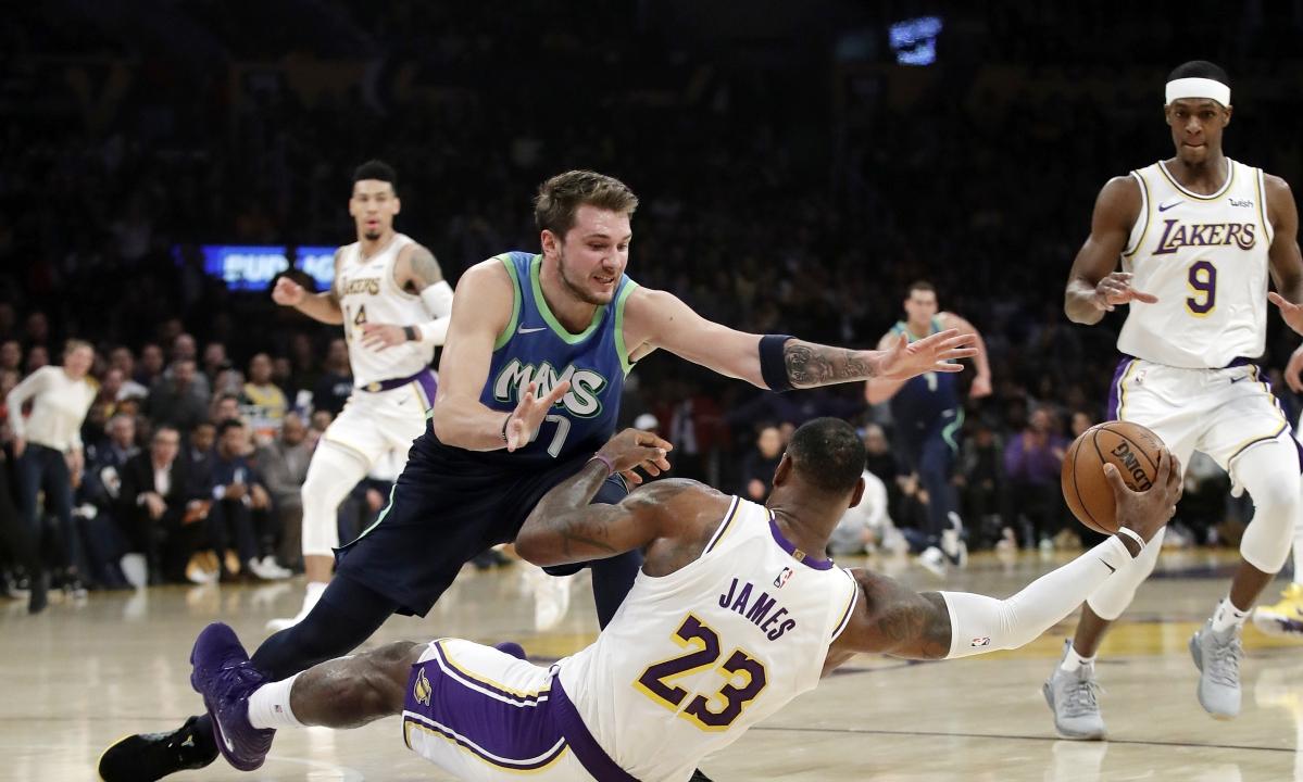 NBA Tuesday: Greg Frank picks Mavericks vs Pelicans and Lakers vs Nuggets — Can Luka Doncic keep Dallas rolling?