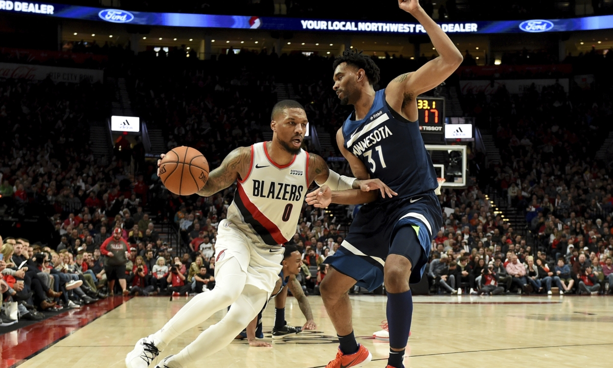NBA Monday: Greg Frank picks Pelicans vs Trail Blazers —does he like the over or under?