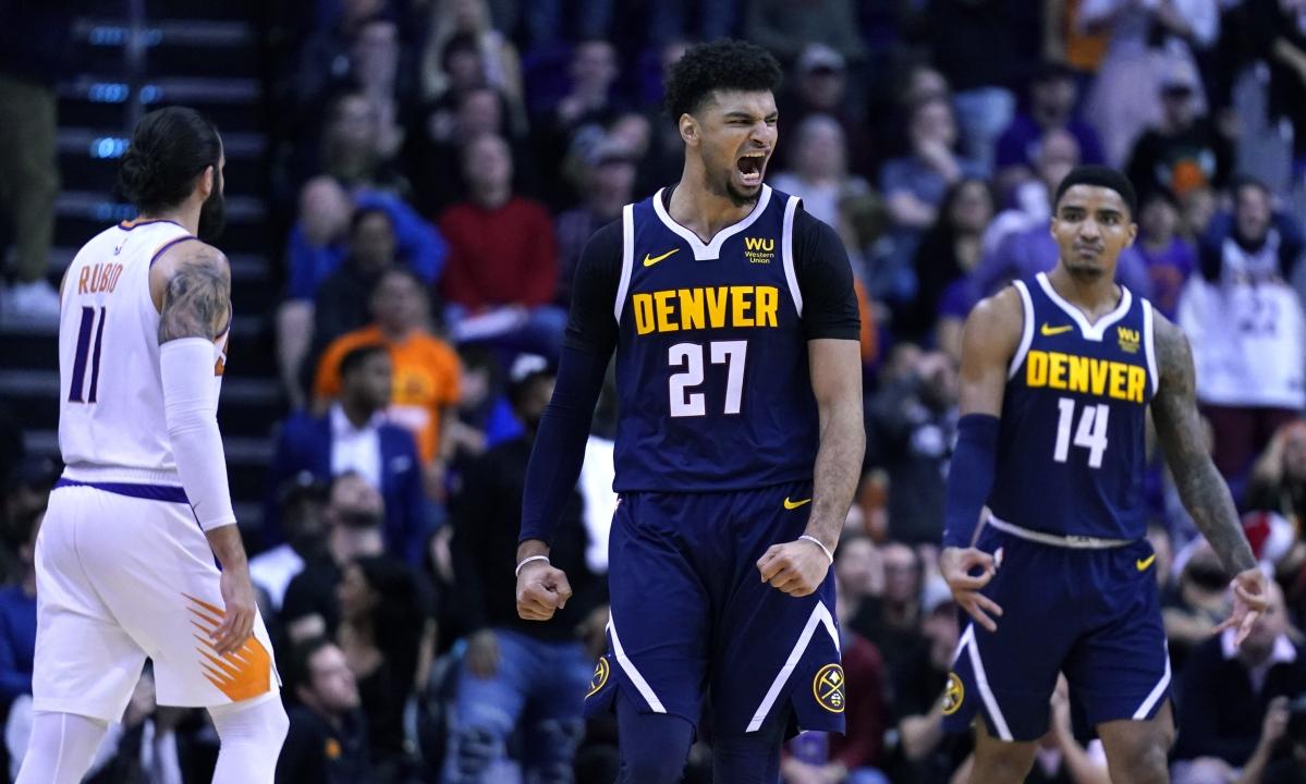 NBA Xmas: Greg Frank picks Pelicans vs Nuggets with Jamal Murray and Nikola Jokic looking to extend Denver's winning streak
