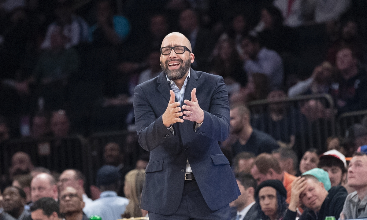 NBA Saturday: Greg Frank picks the Fizdale-free Knicks vs Pacers, and tries to break a losing streak with a team on a losing streak