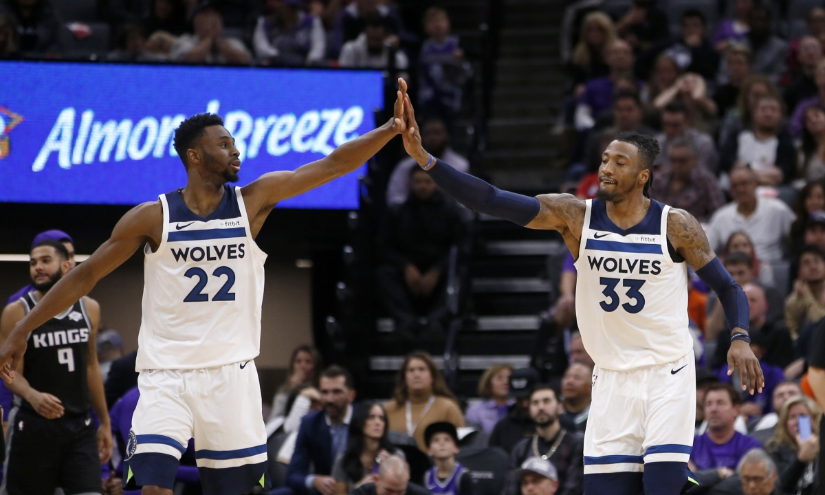 NBA Monday: Greg Frank picks Heat vs Wizards and Nets vs Timberwolves —  will Karl-Anthony Towns and Andrew Wiggins play? Does it matter?