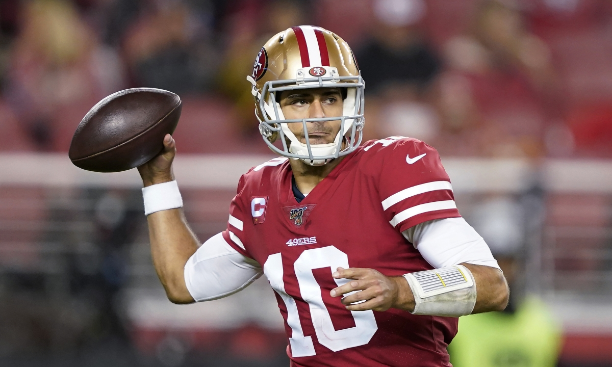 Sunday Night Football: Mims picks 49ers vs Seahawks and likes a Jimmy Garoppolo prop bet