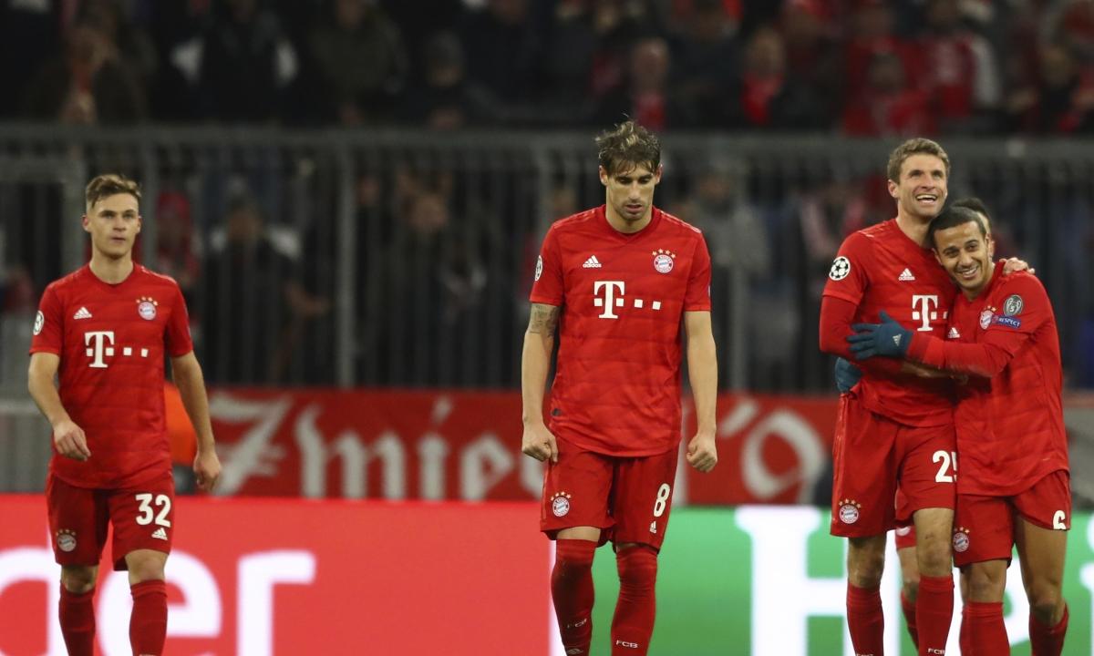 Saturday Euro Soccer #1: Miller picks Bayern vs Werder, Fortuna vs RB Leipzig, Real Sociedad vs Barcelona, Atletico Madrid vs Osasuna