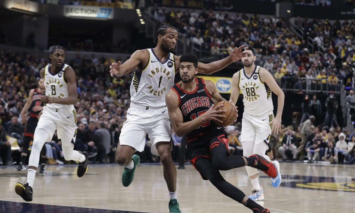 NBA Friday picks: Bulls vs Nets, and Trail Blazers vs Lakers —is Chicago's young core starting to compete?