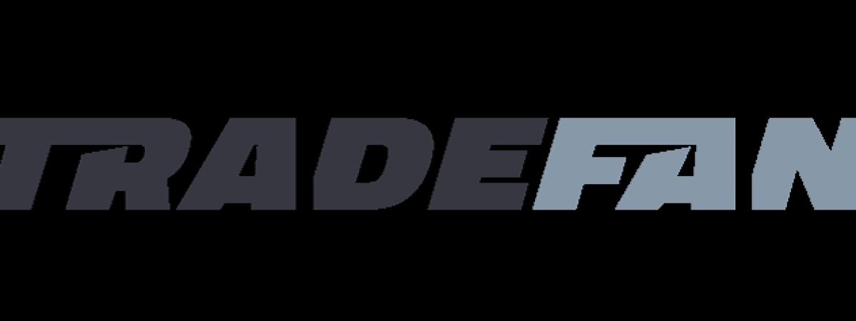 The TradeFan logo