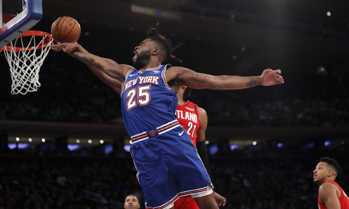 NBA picks of the day: Trail Blazers vs Pacers, and Knicks vs 76ers — with no Embiid and Simmons, how do you bet Philly?