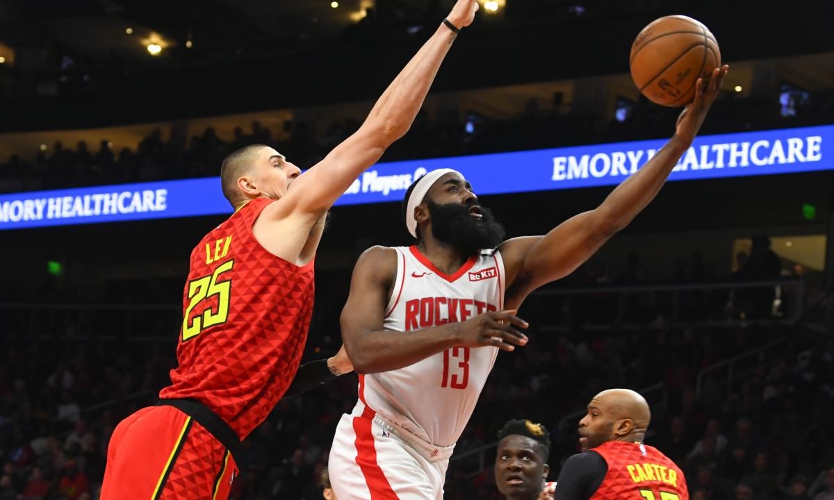 NBA Thursday: Greg Frank picks Rockets vs Thunder — Can James Harden and Houston cover the spread?
