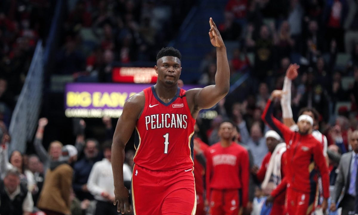 Thursday NBA pick of the day: Thunder vs Pelicans — can New Orleans and Zion Williamson show Oklahoma City some lightning?