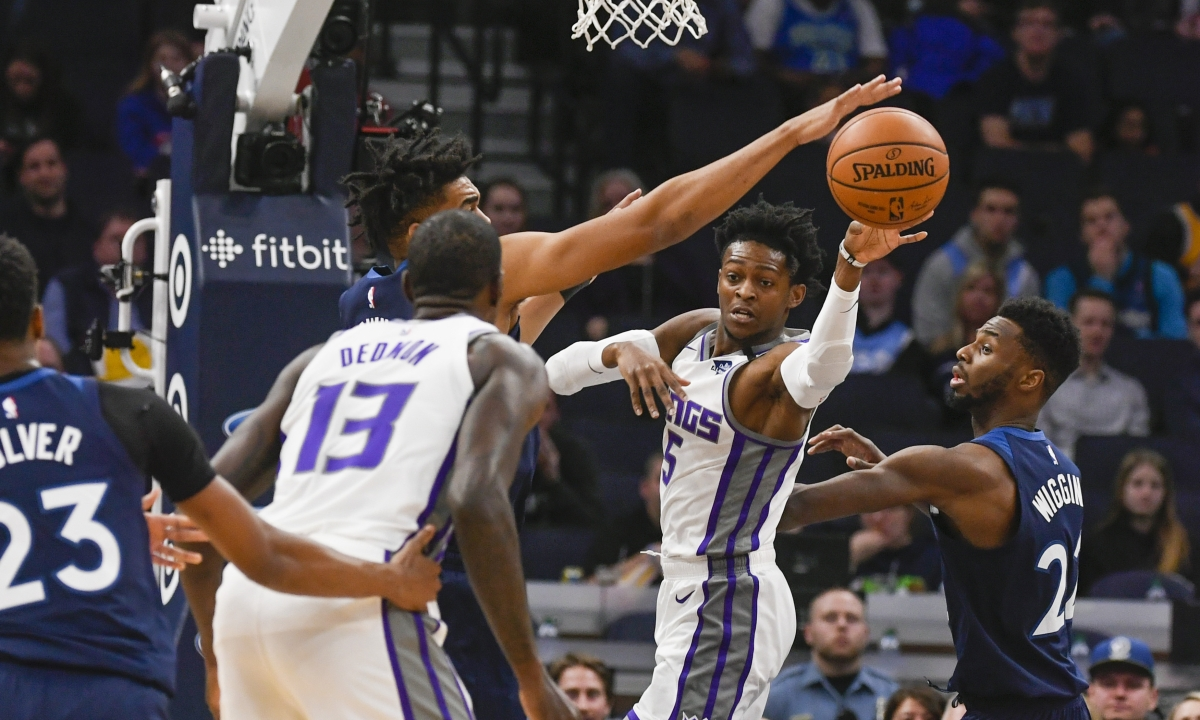 NBA Thursday: After a blowout home loss in Sacramento, Kings are +13 at the Clippers