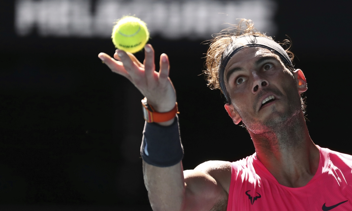Australian Open Men's Quarters: Nadal vs Thiem, Wawrinka vs Zverev