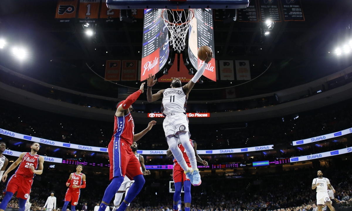 NBA pick of the day: Nets vs 76ers — coming off the break, is the smart bet the over or under?