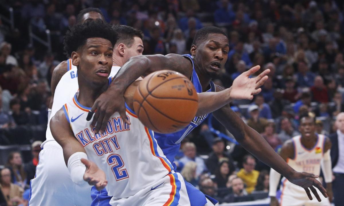 NBA Thursday: Greg Frank picks Raptors vs Heat and Thunder vs Spurs — Can Shai Gilgeous-Alexander and Oklahoma City keep rolling?