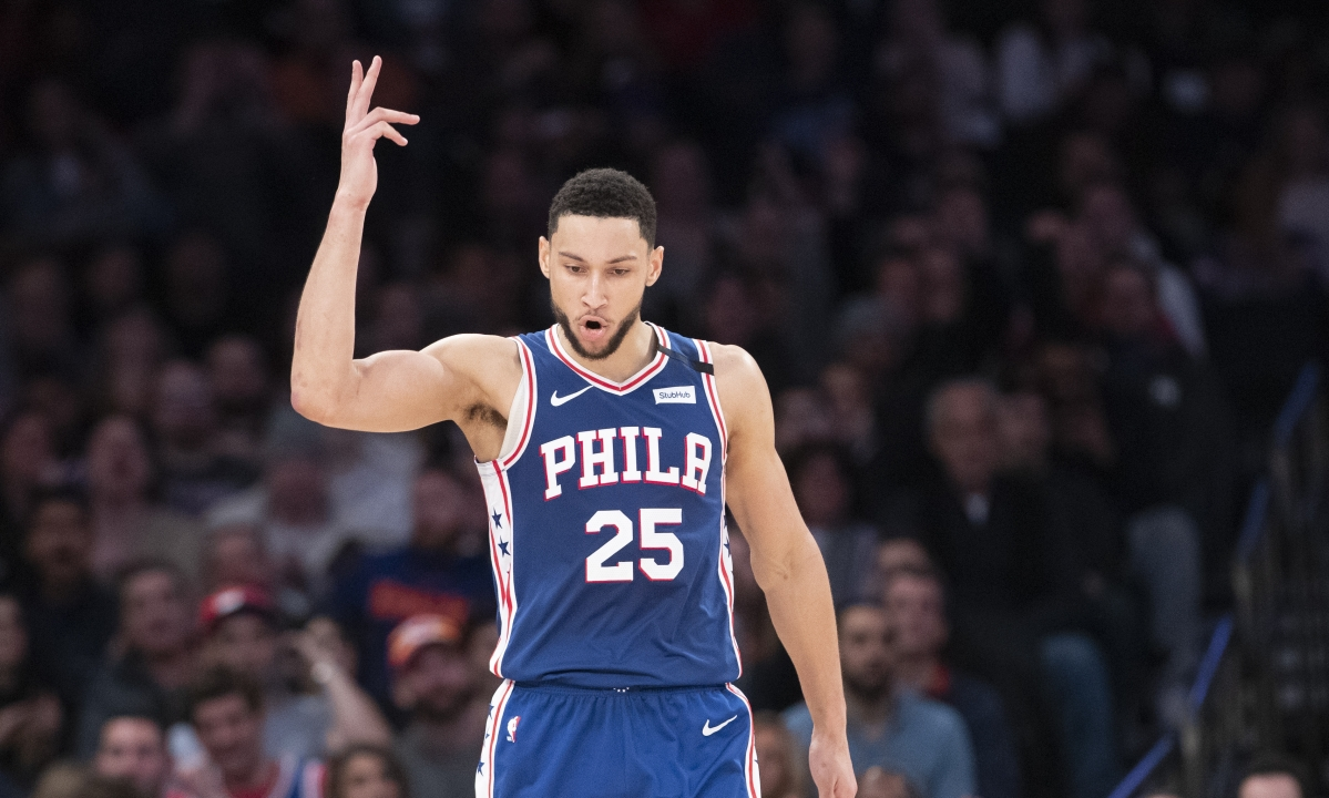 Monday NBA Best Picks: 76ers vs Nets, Pelicans vs Grizzlies, and Thunder vs Rockets