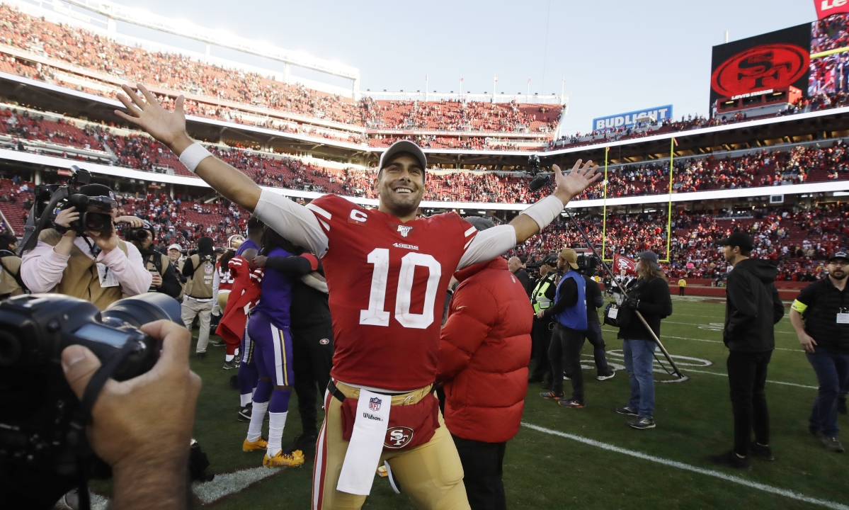 NFC Championship: Mims picks Packers and Niners – Likes 49ers without a big  game from Garoppolo